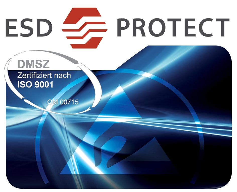 Die Marke für Ihren ESD-Schutz