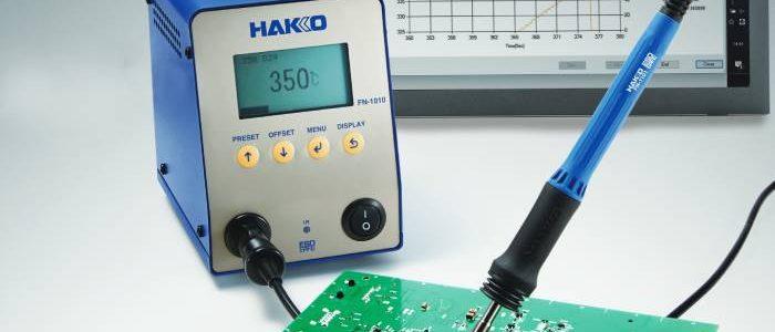HAKKO IoT-Lötstation FN-1010
