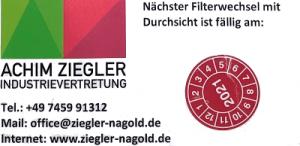Achim Ziegler Industrievertretung